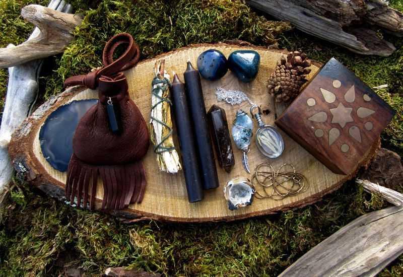 Ритуал новолуния: викканские традиции